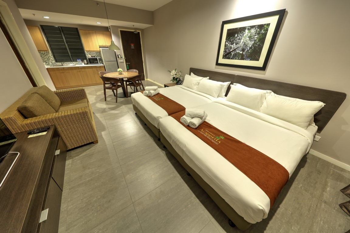 Premier Family Plus – Extra Beds (Medium)